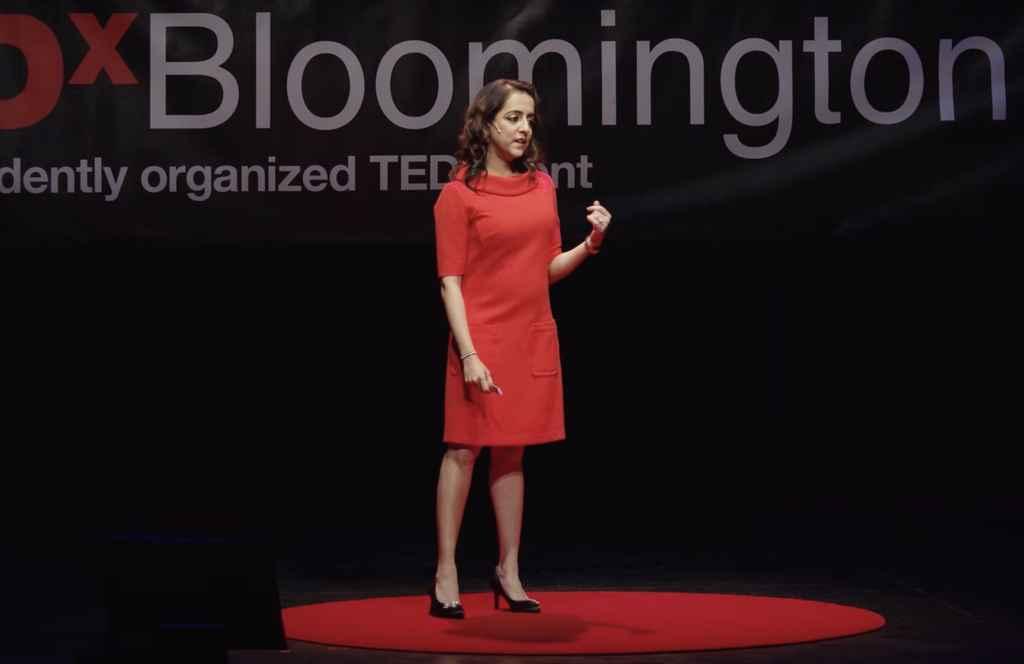 Niyati Tamaskar TEDx talk