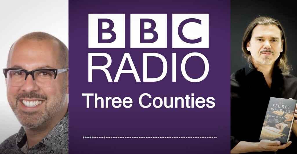 Tim Ellis BBC Radio interview