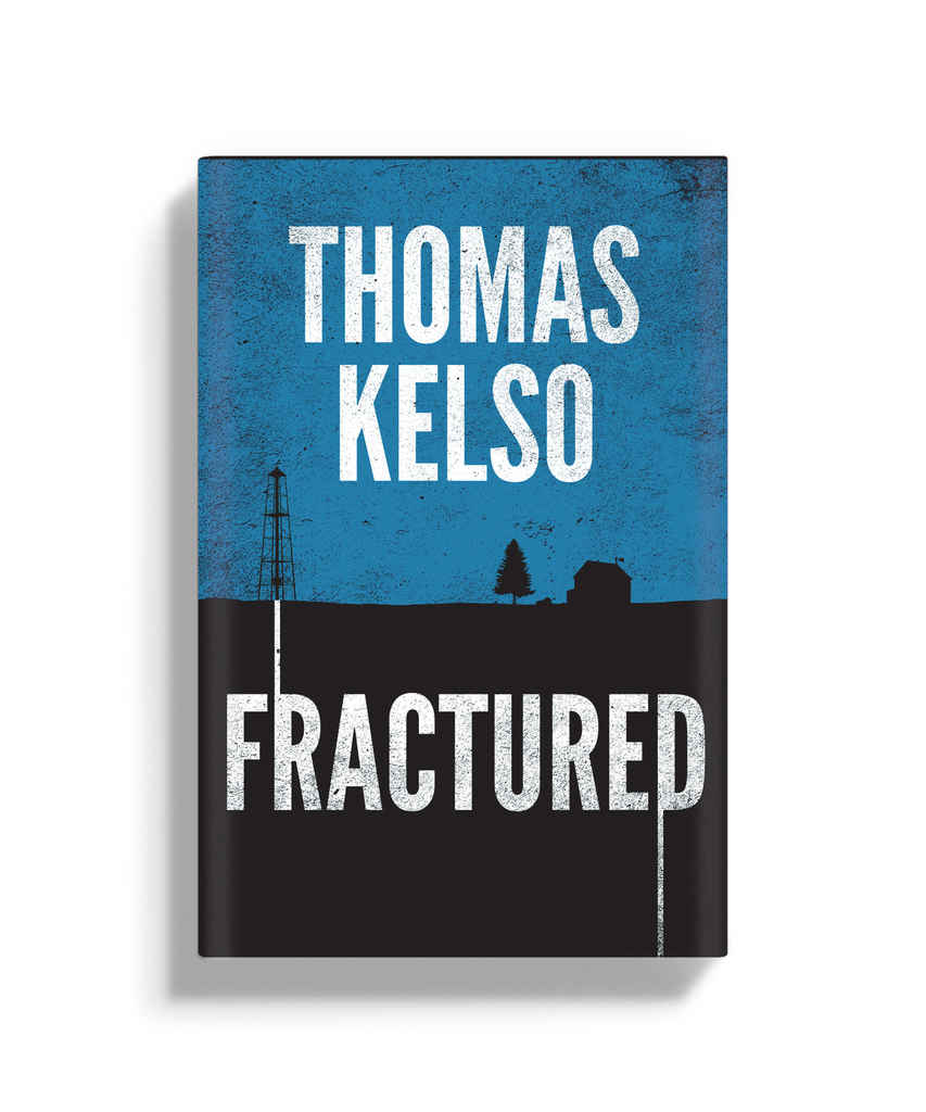 Book cover of Fractured by Thomas Kelso