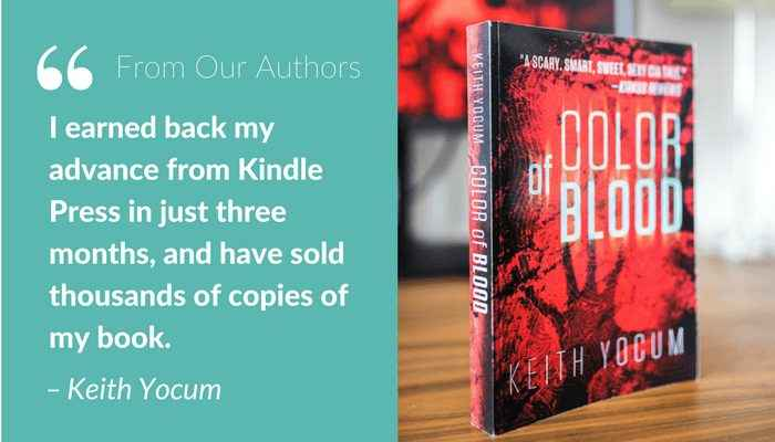 My Experience Scoring a Kindle Scout Book Deal