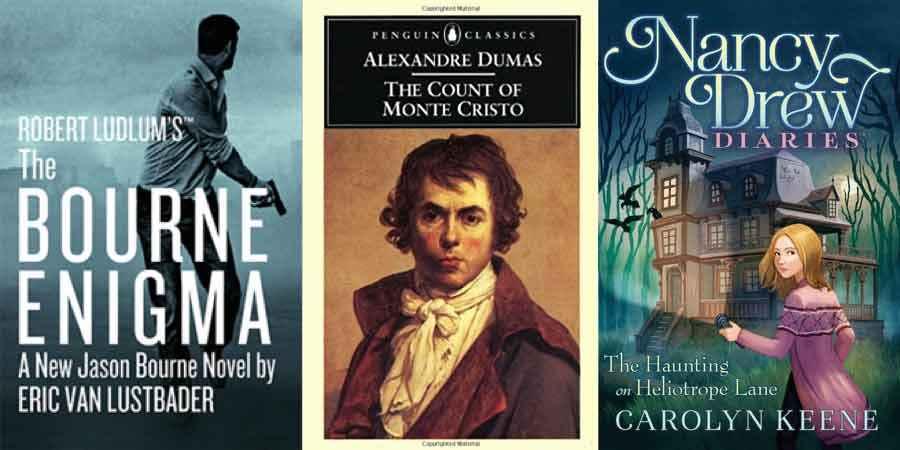 7 Books You Never Knew Were Ghostwritten