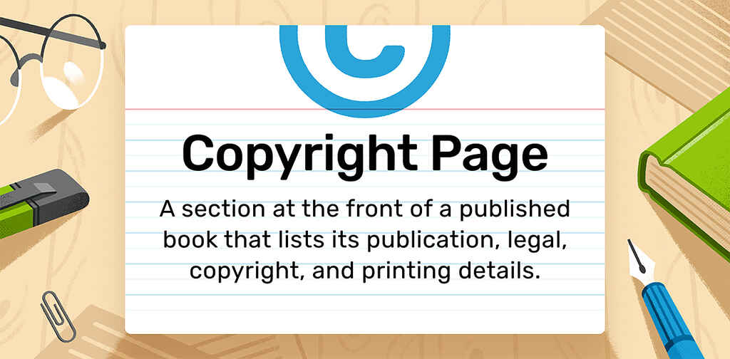 How to Create a Copyright Page in 5 Minutes (with Template)