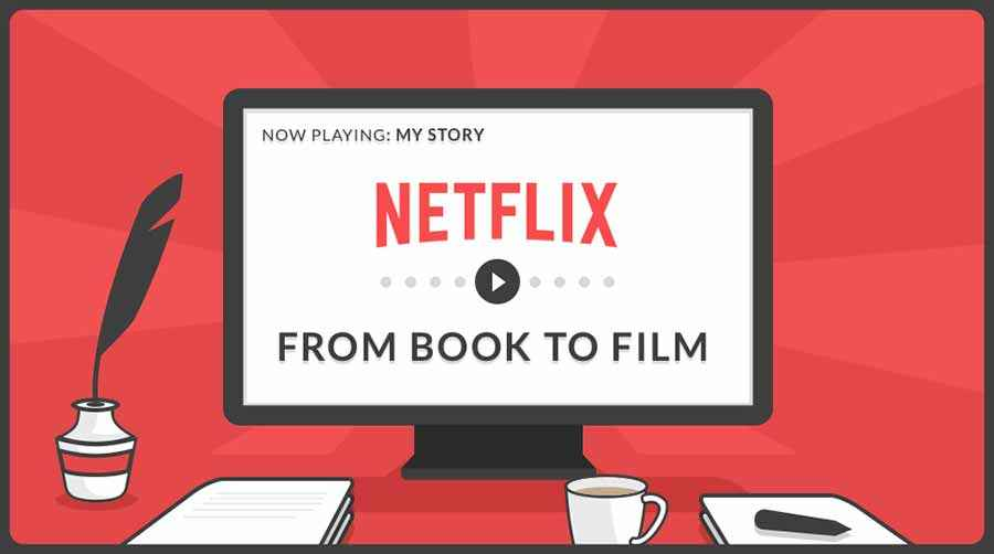 What It Takes to Write a Book that Becomes a Movie