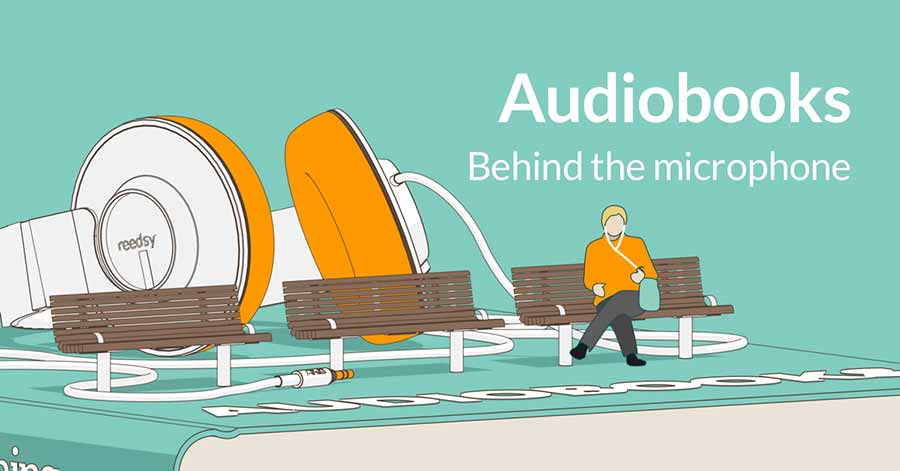 Behind the Microphone: How to Create a Great Audiobook