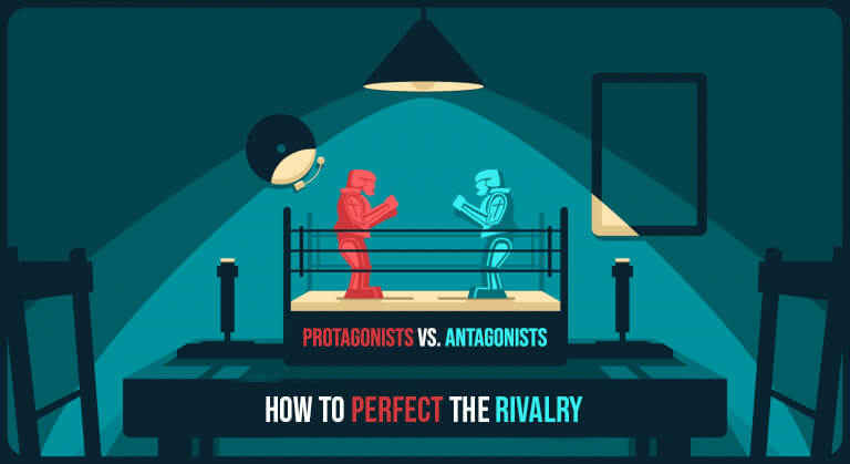Protagonist vs. Antagonist Explained: Definitions and Examples