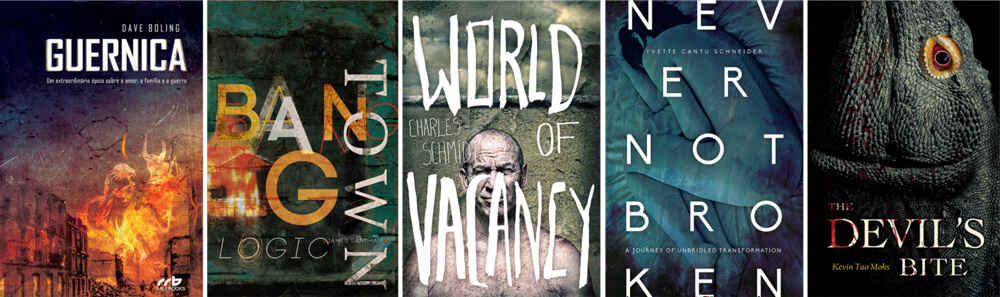 The Perfect Book Cover: An Interview with Graphic Designer Nuno Moreira