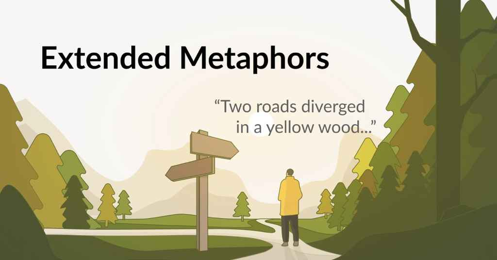 Extended Metaphors: Definition, Tips, and Examples