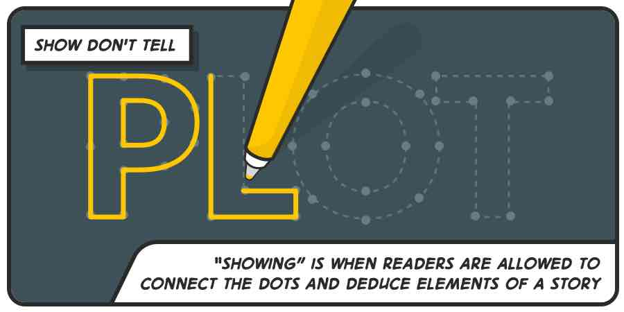Show, Don't Tell: Tips and Examples of The Golden Rule