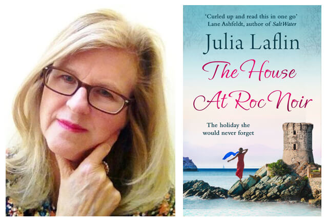 A Reedsy Success Story — Julia Laflin's The House At Roc Noir