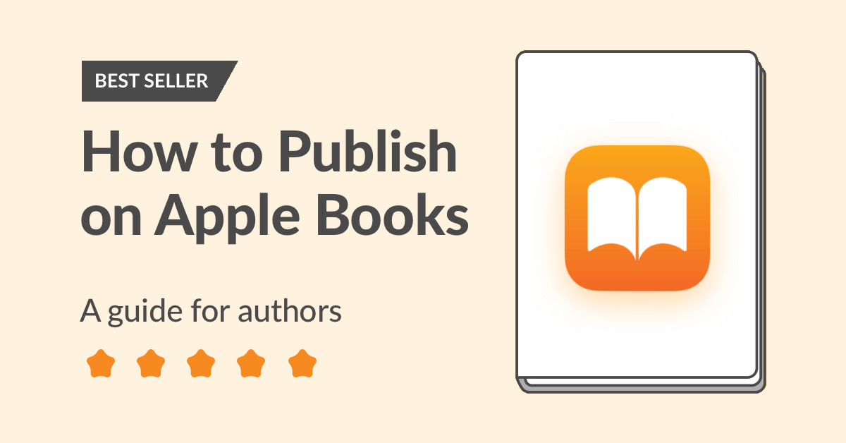 How to Publish (and Sell) on Apple Books in 2020