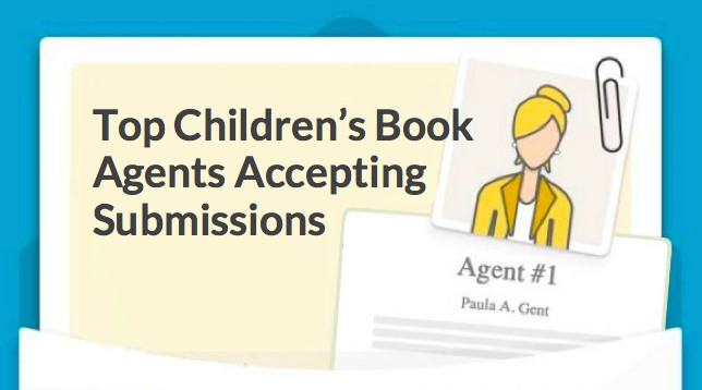 Top Children's Book Agents Accepting Submissions in 2020