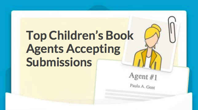 Top Children's Book Agents Accepting Submissions in 2021