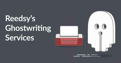 Ghostwriting Services... Find The Right Ghost For You