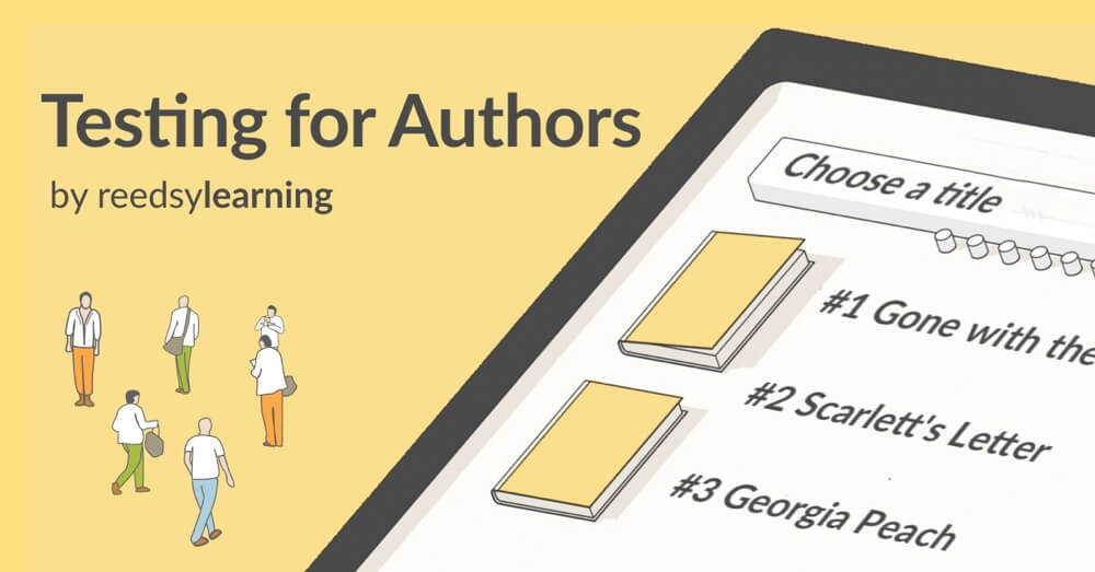 How to Use Testing as a Self-Published Author