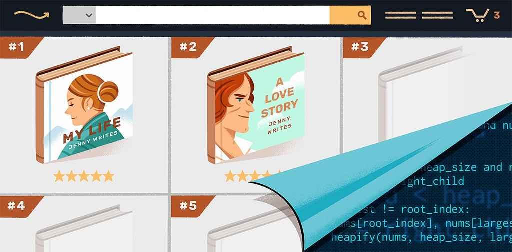 Amazon Algorithms for Authors — Demystified!