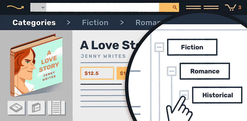 Amazon Book Categories: An Author's Essential Guide