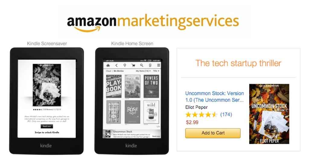 How I Failed at Promoting my Novel with Amazon Advertising