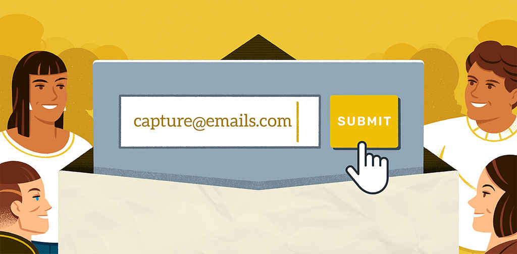 How to Build an Author Email List in 6 Simple Steps