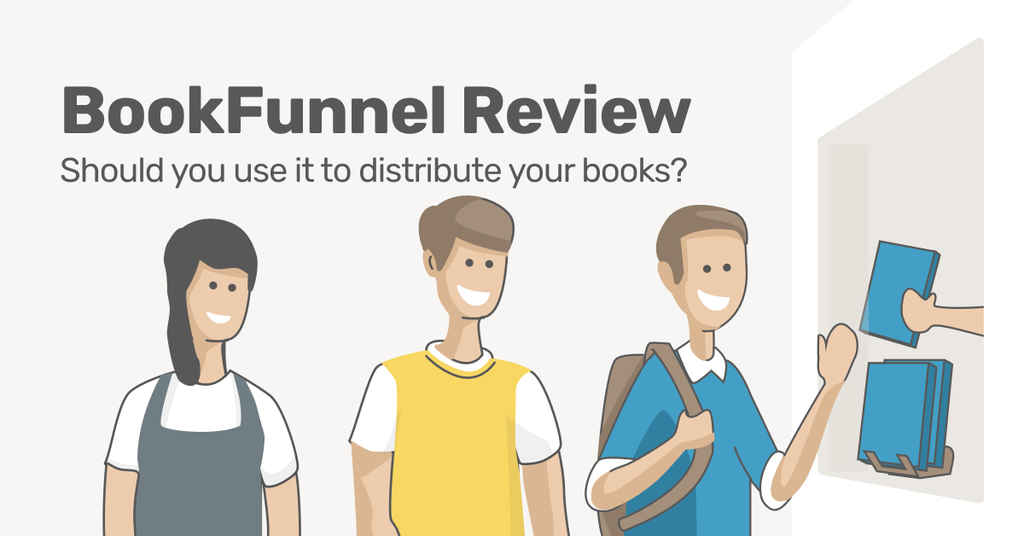 BookFunnel Review: Should You Use It to Deliver Your Ebooks?
