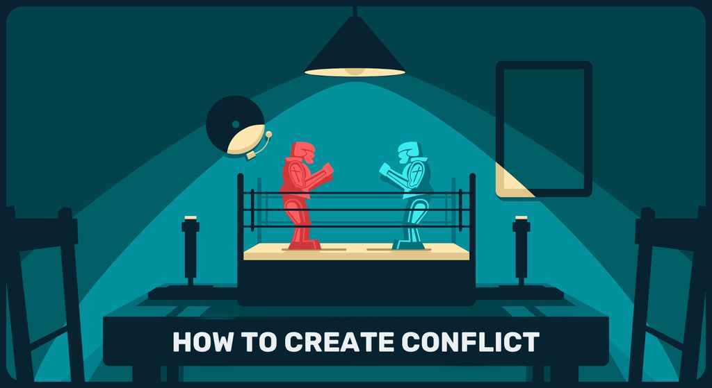 How to Create Conflict in a Story (with 6 Simple Questions)