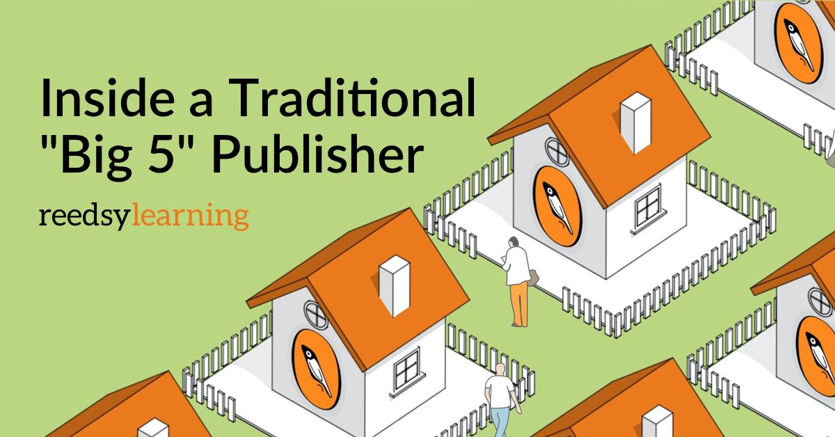 Inside a Traditional 'Big 5' Publisher
