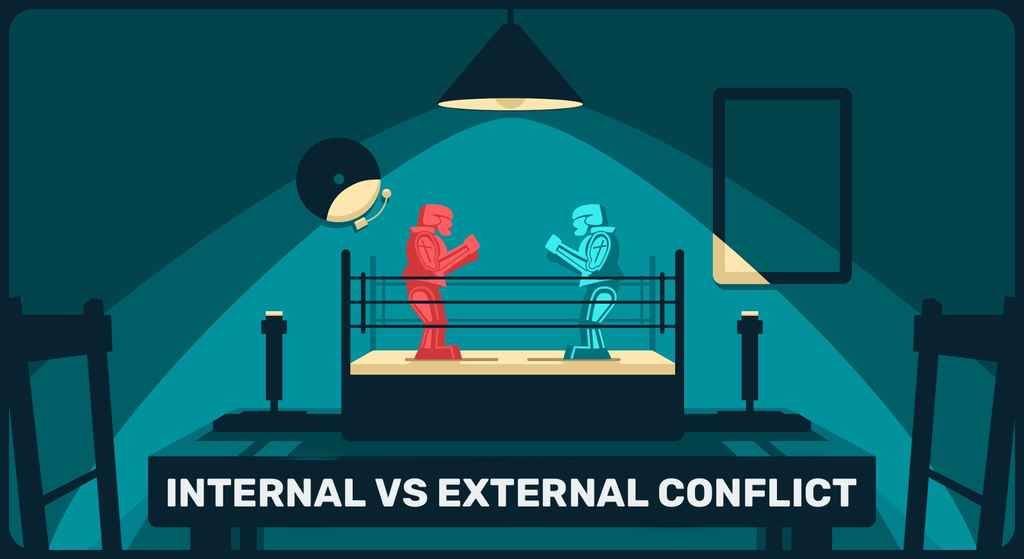 Internal vs External Conflict: How Conflict Drives a Story