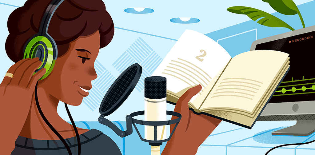 How to Record Your Own High-Quality Audiobook in 6 Steps
