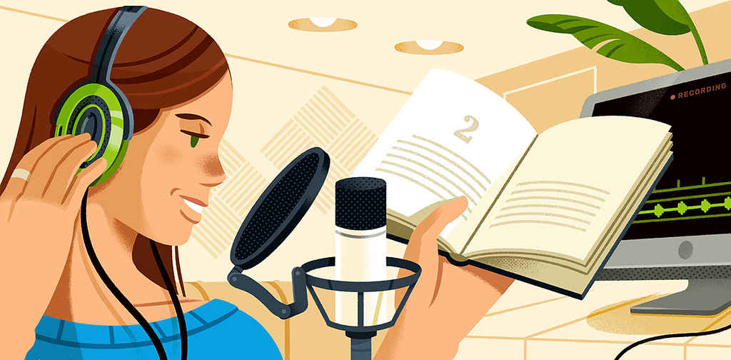 How to Become an Audiobook Narrator and Book Great Jobs