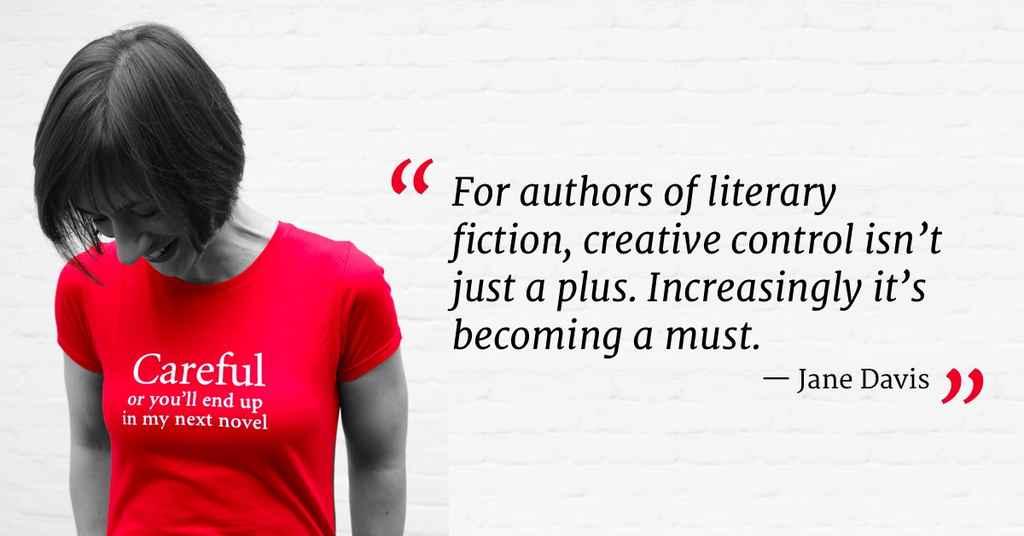 Why I Self-Publish My Literary Fiction
