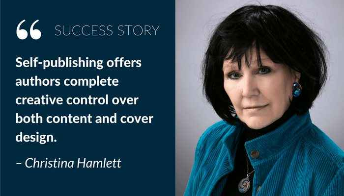 How Self-Publishing Gave me the Creative Control I Needed
