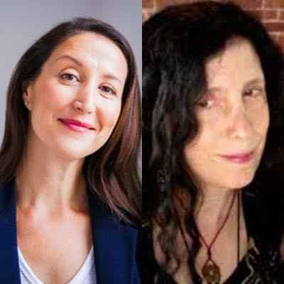 Caroline Leavitt and Gina Sorell  Avatar