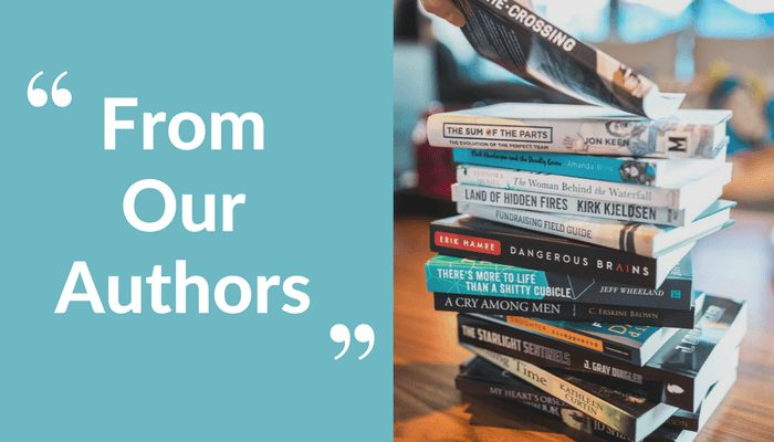 18 Pieces of Publishing Advice From Our Authors