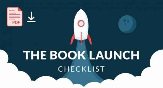 Book Launch Checklist 3