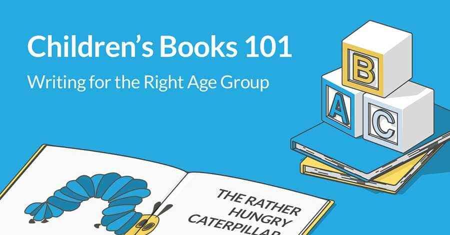 Learning Write Children Books 1