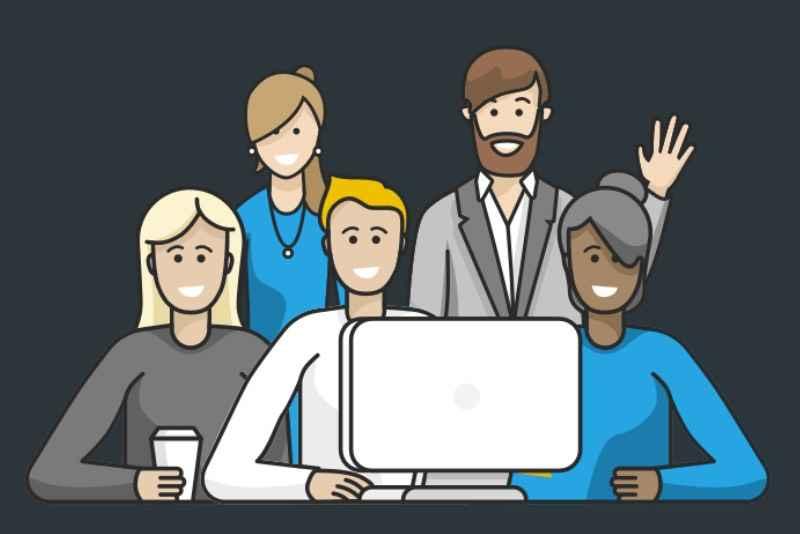 Marketplace Ghostwriter 3 (Team illustration)
