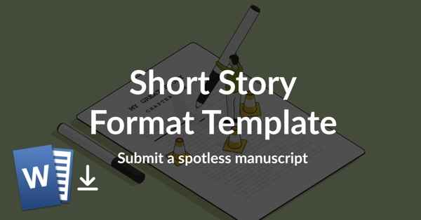 Upgrade | Short Story Format Template | 2020-06