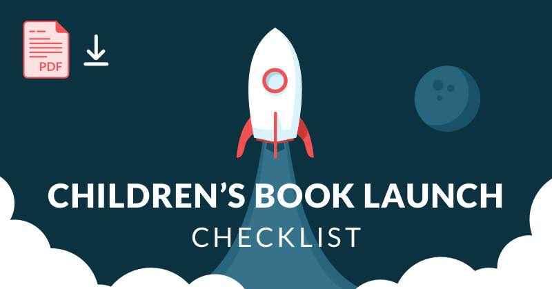 Upgrade | Children's Book Launch Checklist | 2020-08