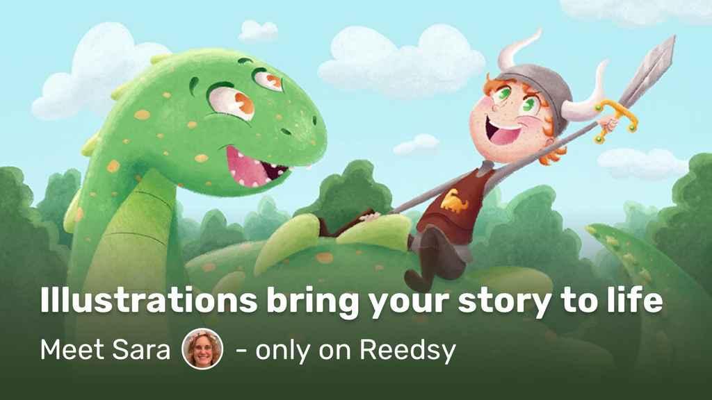 Reedsy | Illustrators | 2020-08