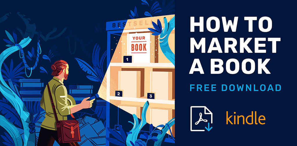Upgrade | How to Market a Book - Reach your readers | 2021-02