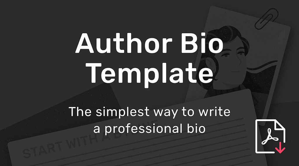 Upgrade | Author Bio Template | 2021-03