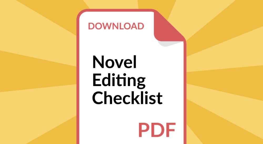 Editing Checklist 2