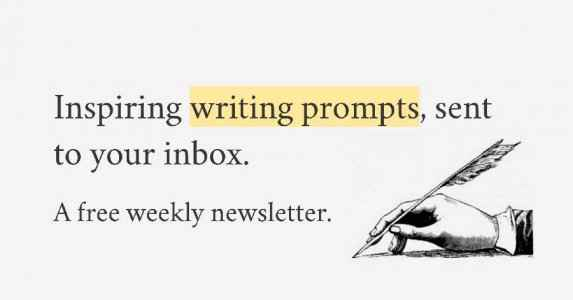 Writing prompts #1