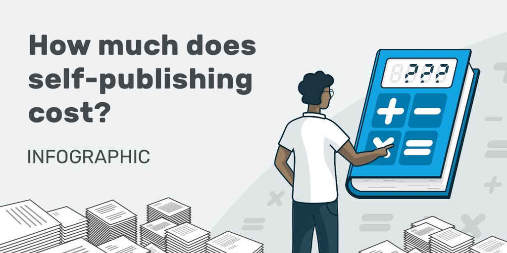 Upgrade | Cost of Self-Publishing Infographic | 2020-08