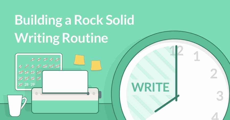 Learning Writing Routine