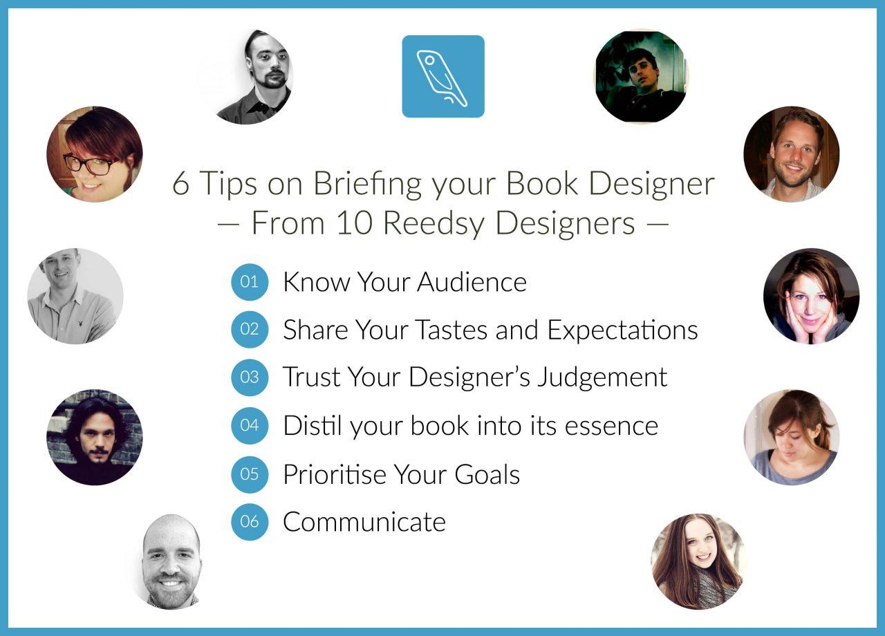 Briefing your Book designer