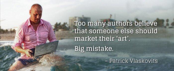 Patrick Vlaskovits quote