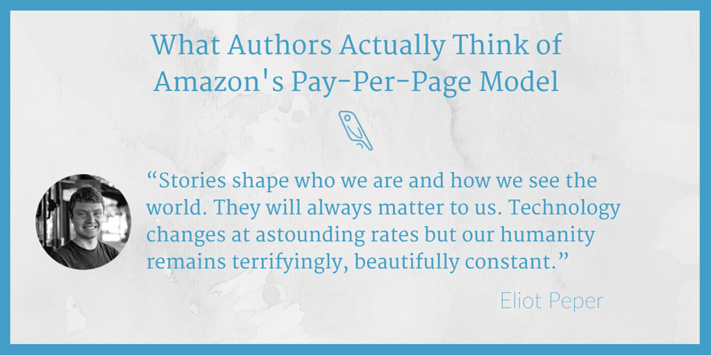 Amazon pay-per-page E Peper