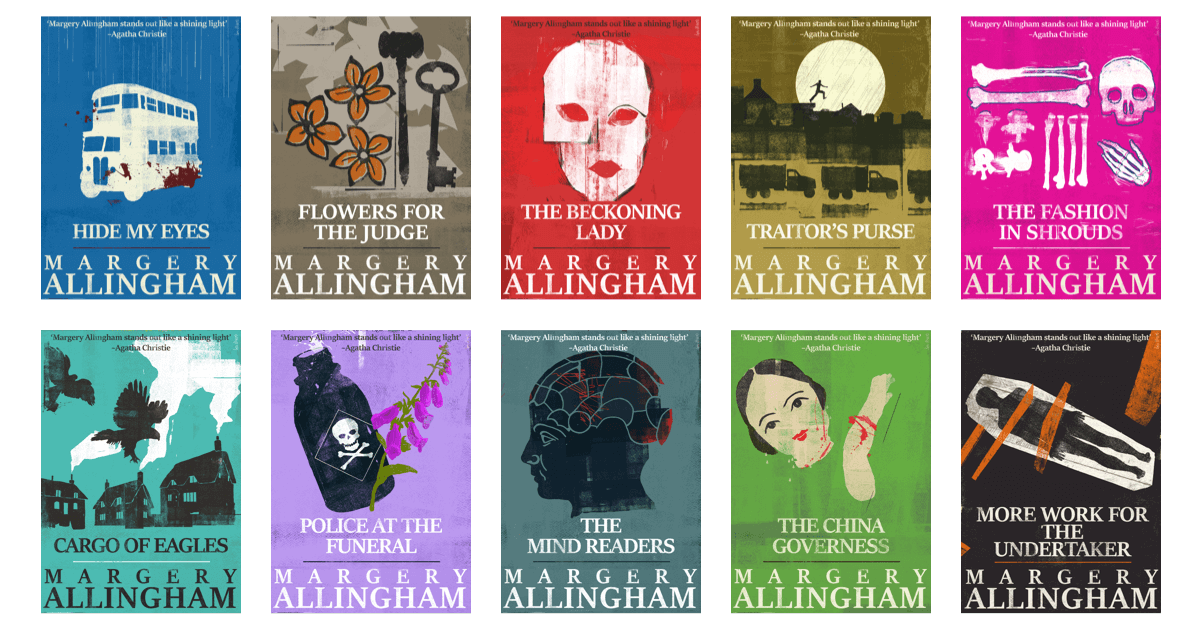IPSO Books Margery Allingham