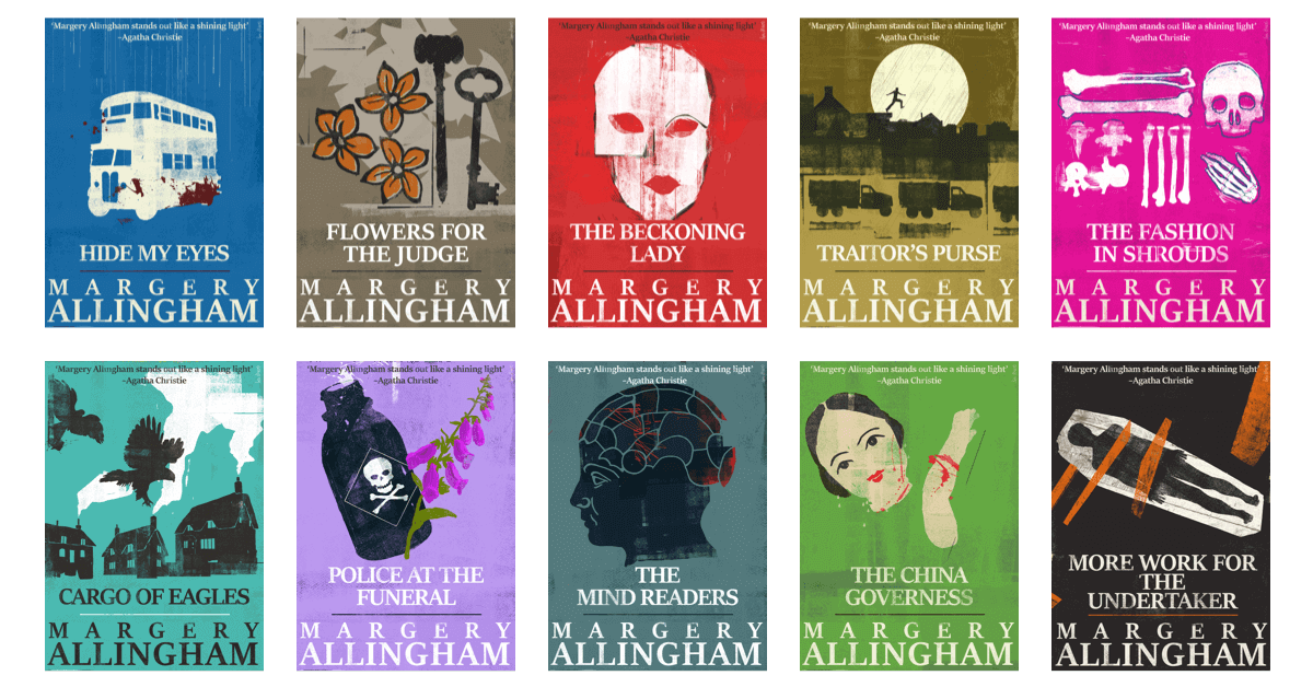 IPSO Books Margery Allingham