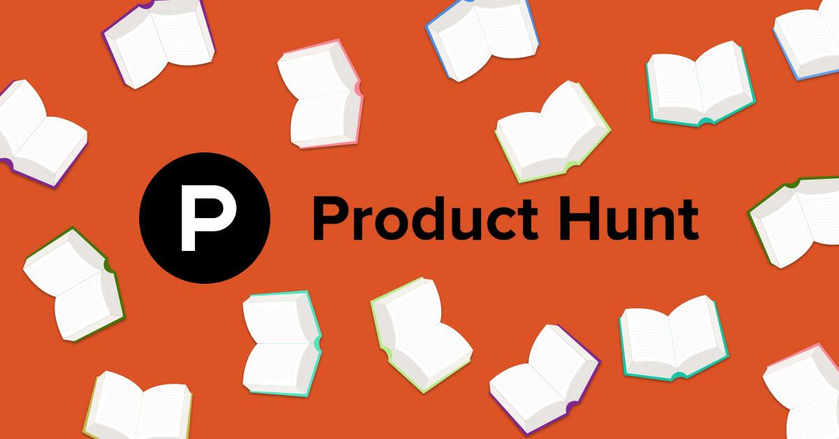 Product Hunt Books